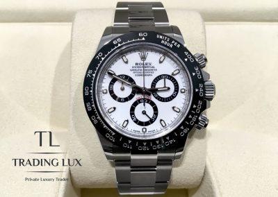 Rolex Daytona 116500LN White
