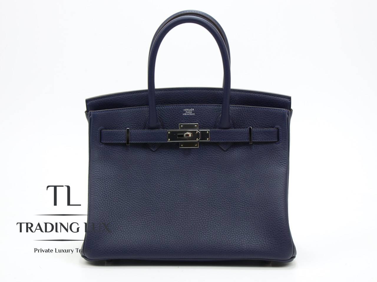 Hermès-Birkin-30-Bleu-Nuit-0