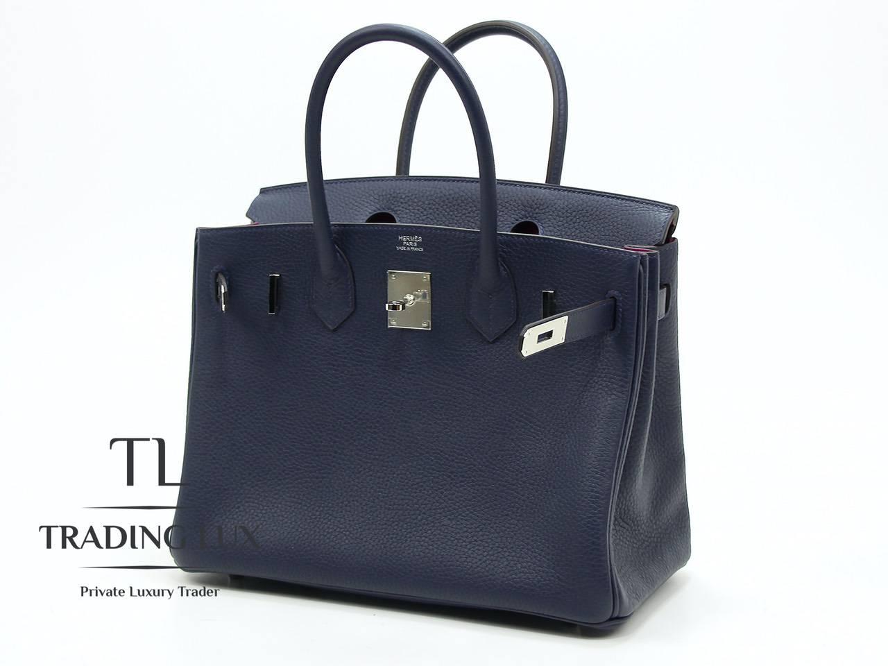 Hermès-Birkin-30-Bleu-Nuit-8