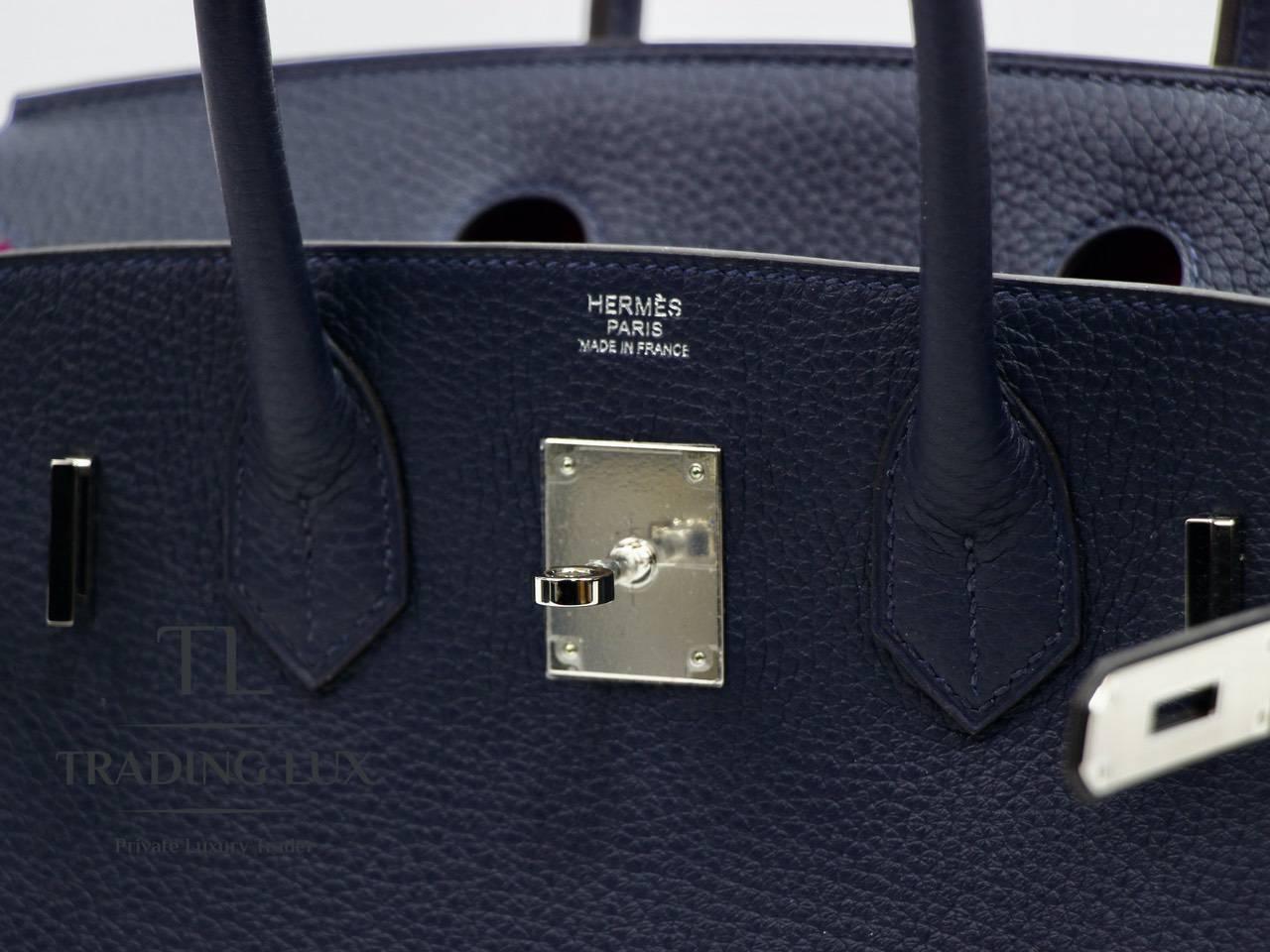 Hermès-Birkin-30-Bleu-Nuit-9