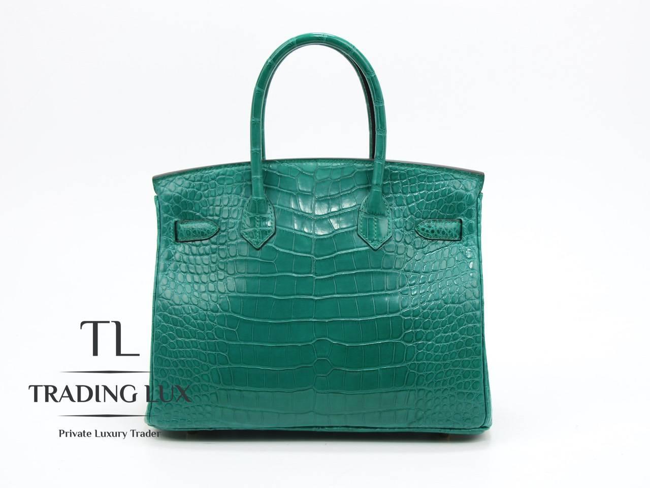 Hermès-Birkin-30-Malachite-1
