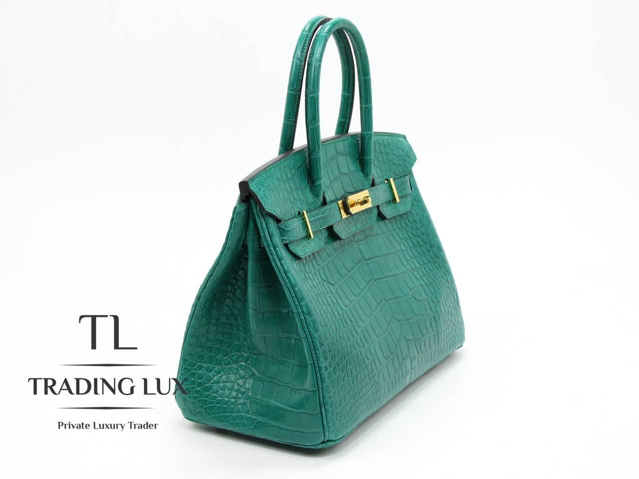 Hermès-Birkin-30-Malachite-5