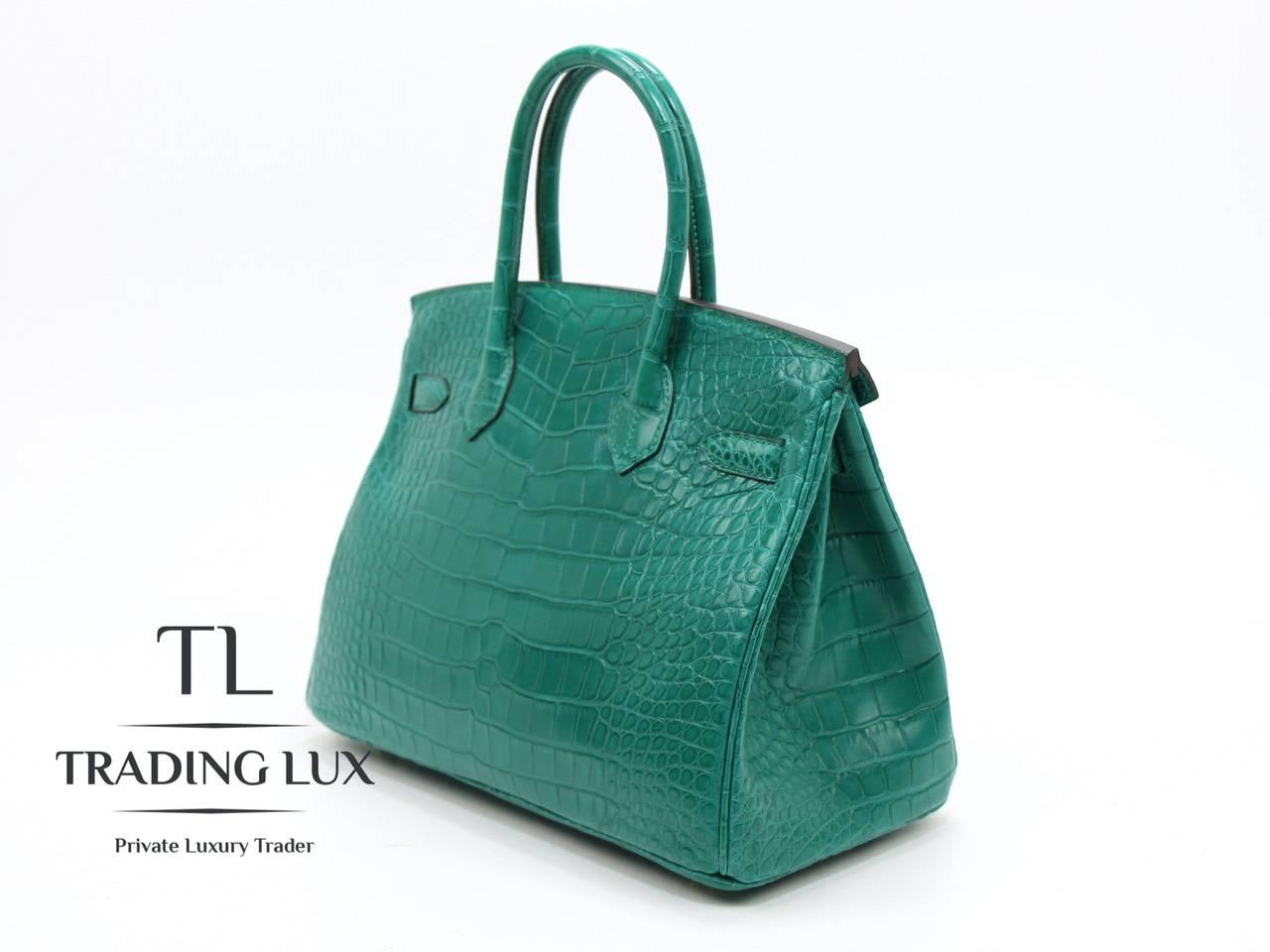 Hermès-Birkin-30-Malachite-6