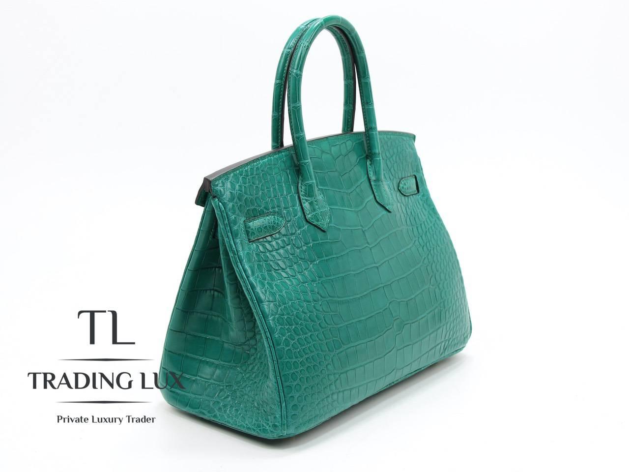 Hermès-Birkin-30-Malachite-7