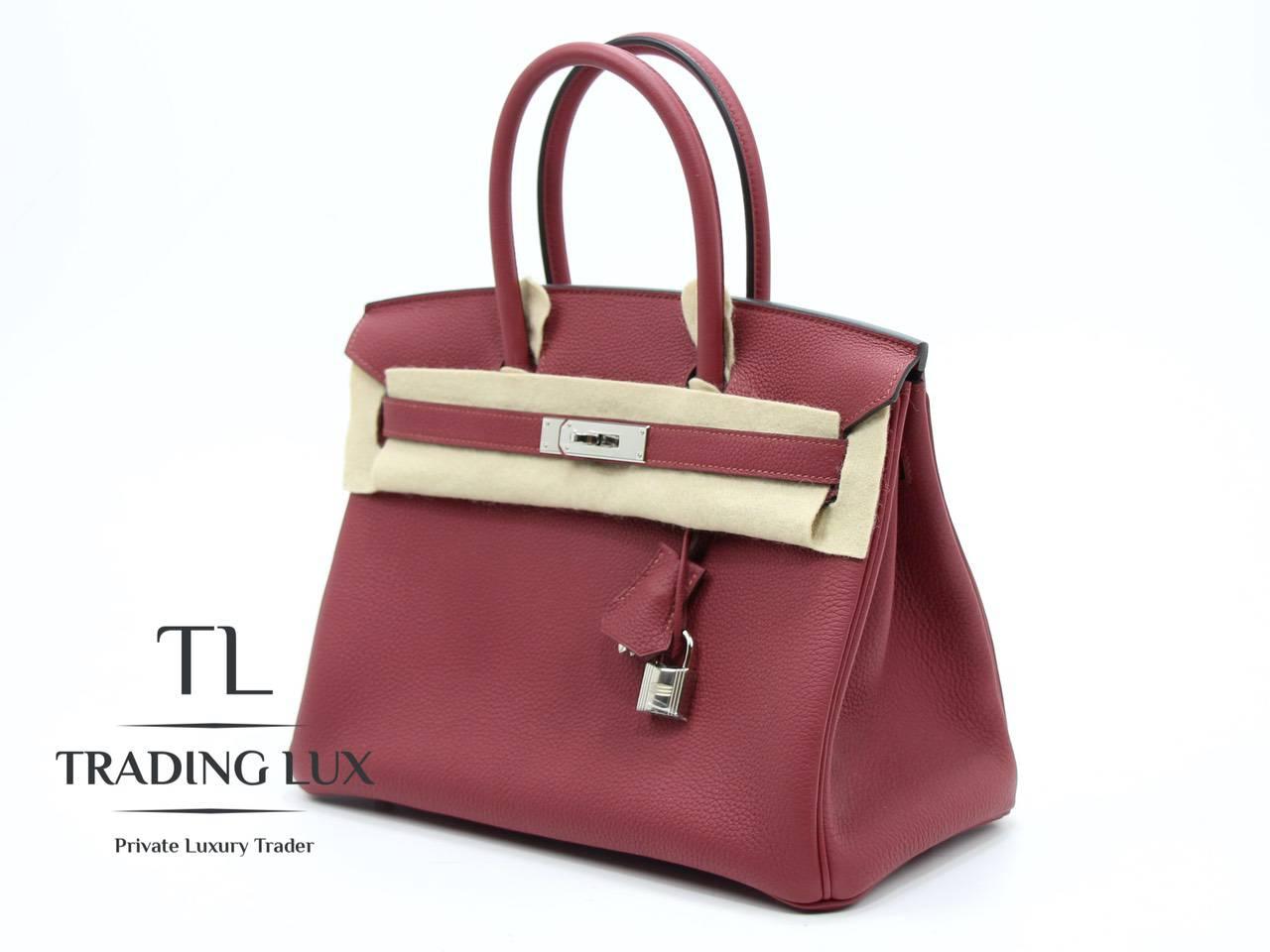 Hermès-Birkin-30-Rouge-Grenat-4