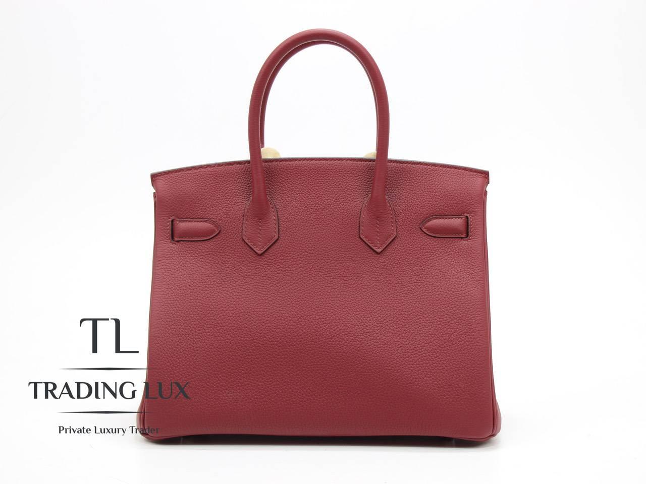 Hermès-Birkin-30-Rouge-Grenat-5
