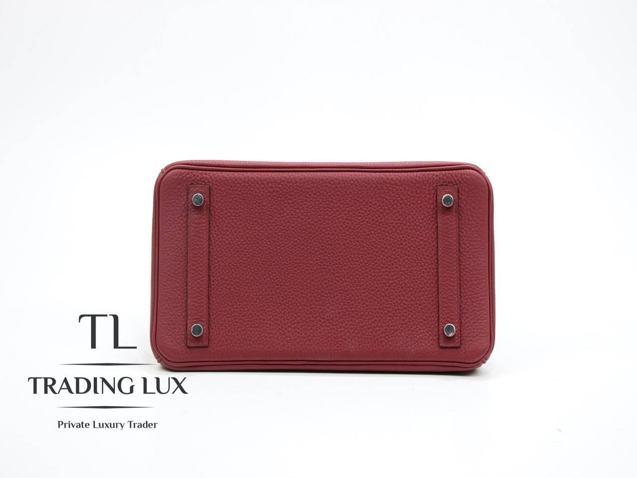 Hermès-Birkin-30-Rouge-Grenat-6