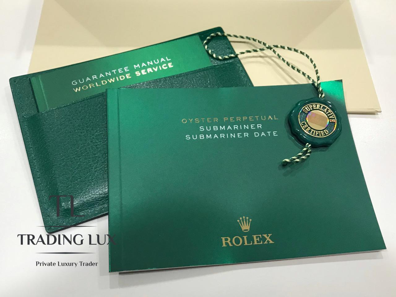 Rolex-Submariner-116618LB-0