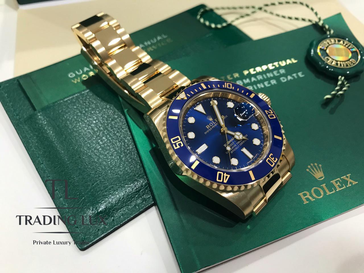 Rolex-Submariner-116618LB-1