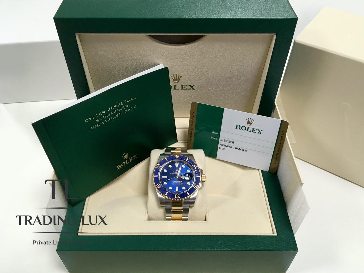 Rolex-Submariner-Date-116613LB-0