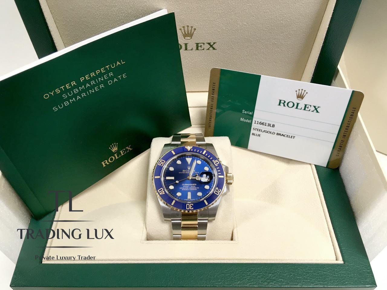 Rolex-Submariner-Date-116613LB-1