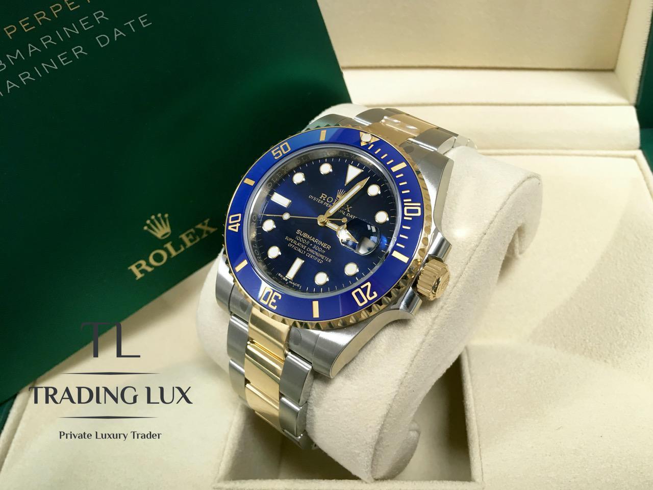 Rolex-Submariner-Date-116613LB-2