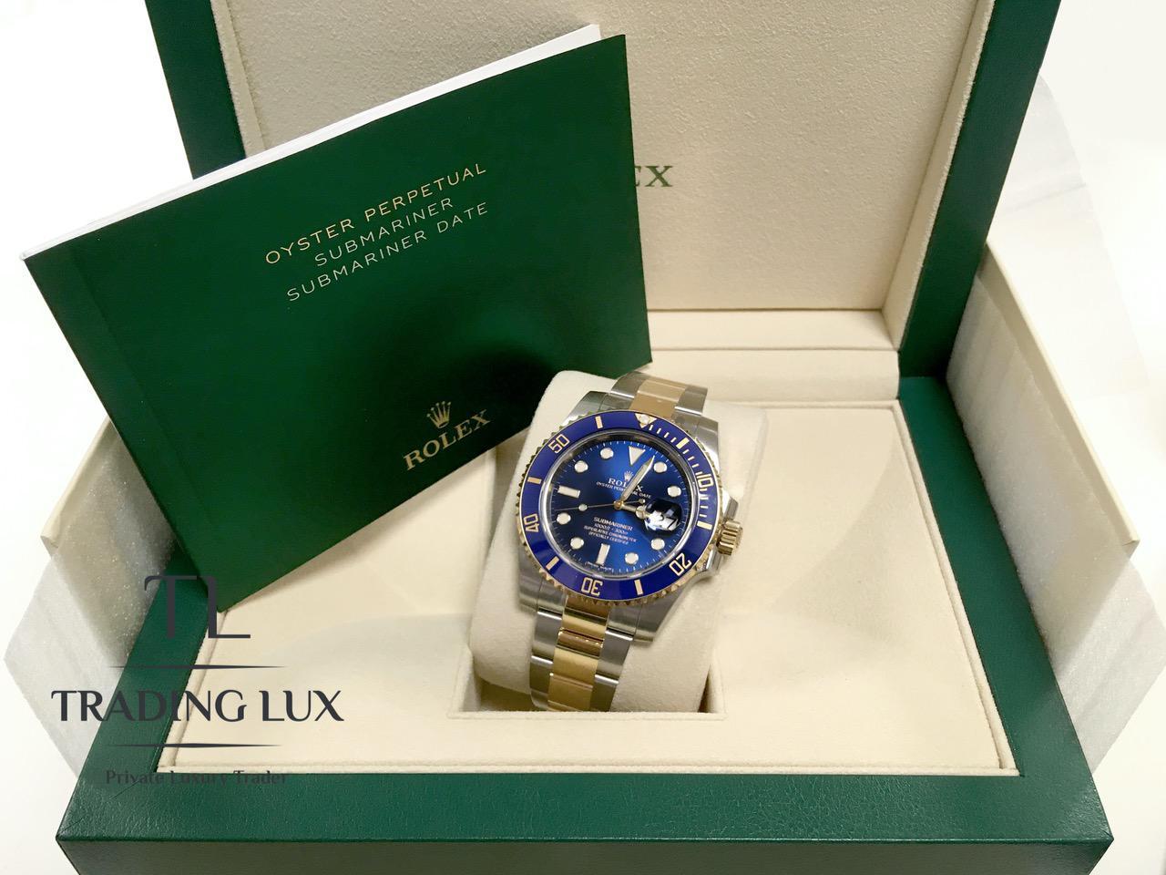 Rolex-Submariner-Date-116613LB-8