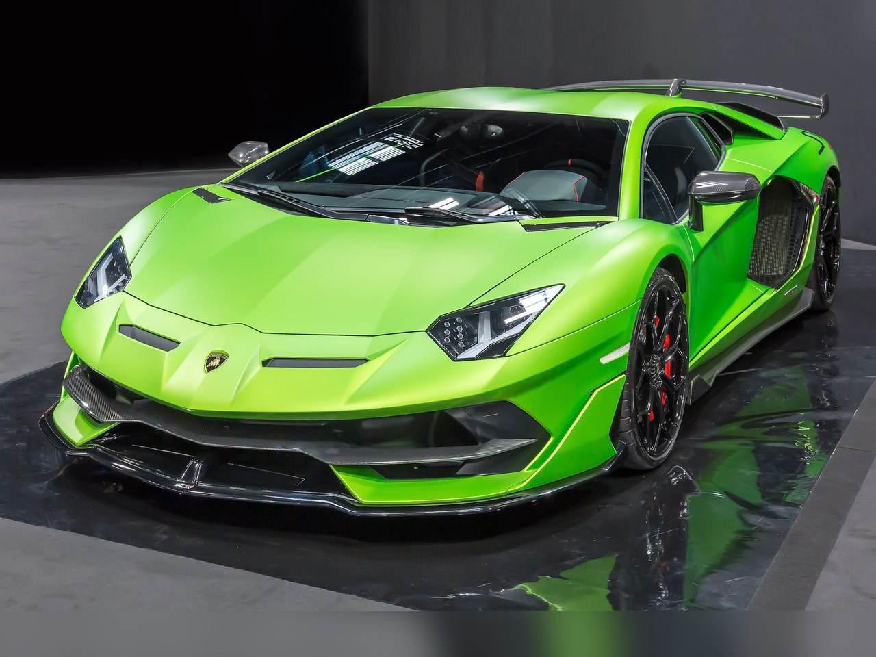 Lamborghini-Aventador-SVJ-1