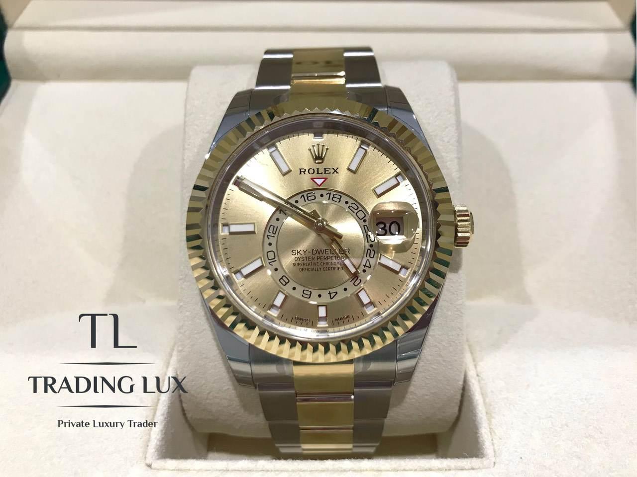 Rolex-Sky-Dweller-326933-Champagne-6