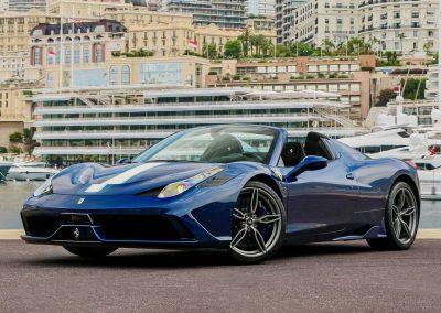 Ferrari 458 Speciale Spider A