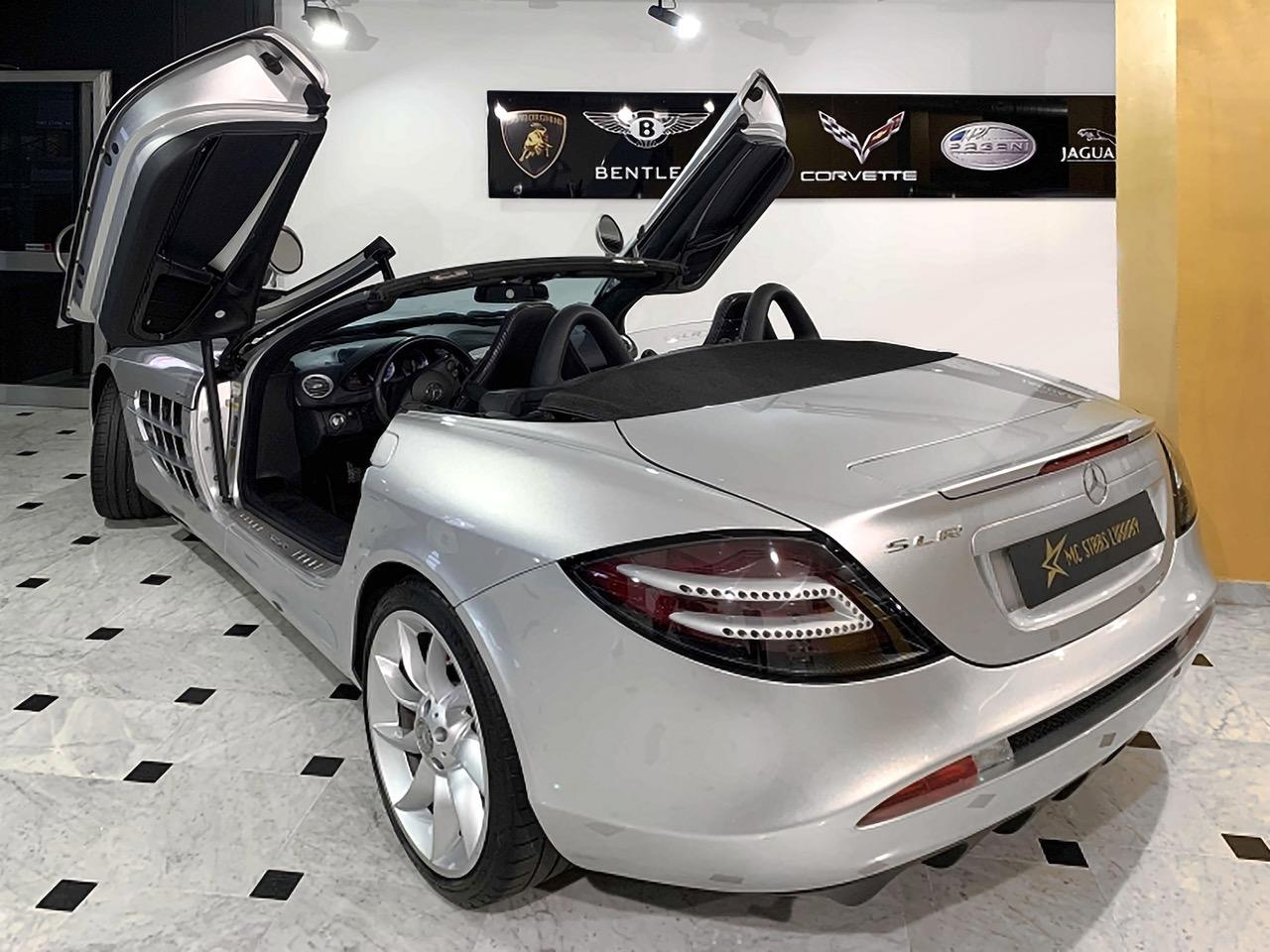 Mercedes-Benz-SLR-Roadster-55-AMG-2