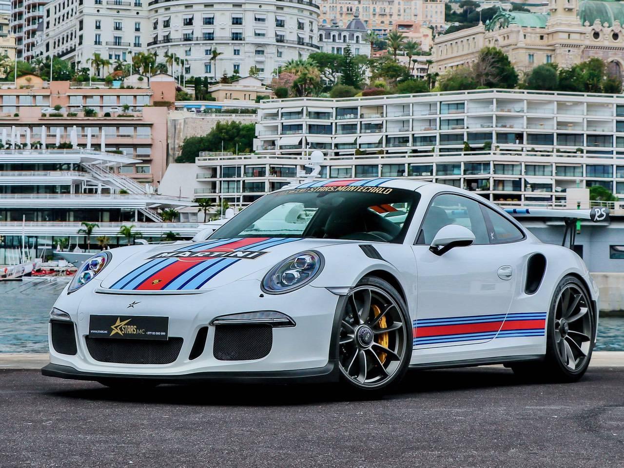 Porsche-991-Coupè-991-PDK-GT3-RS-Martini-0