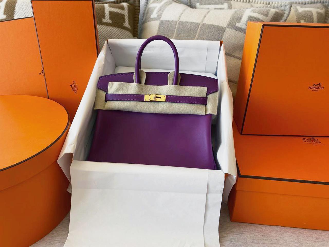 Hermès-Birkin-25-Anemone-0