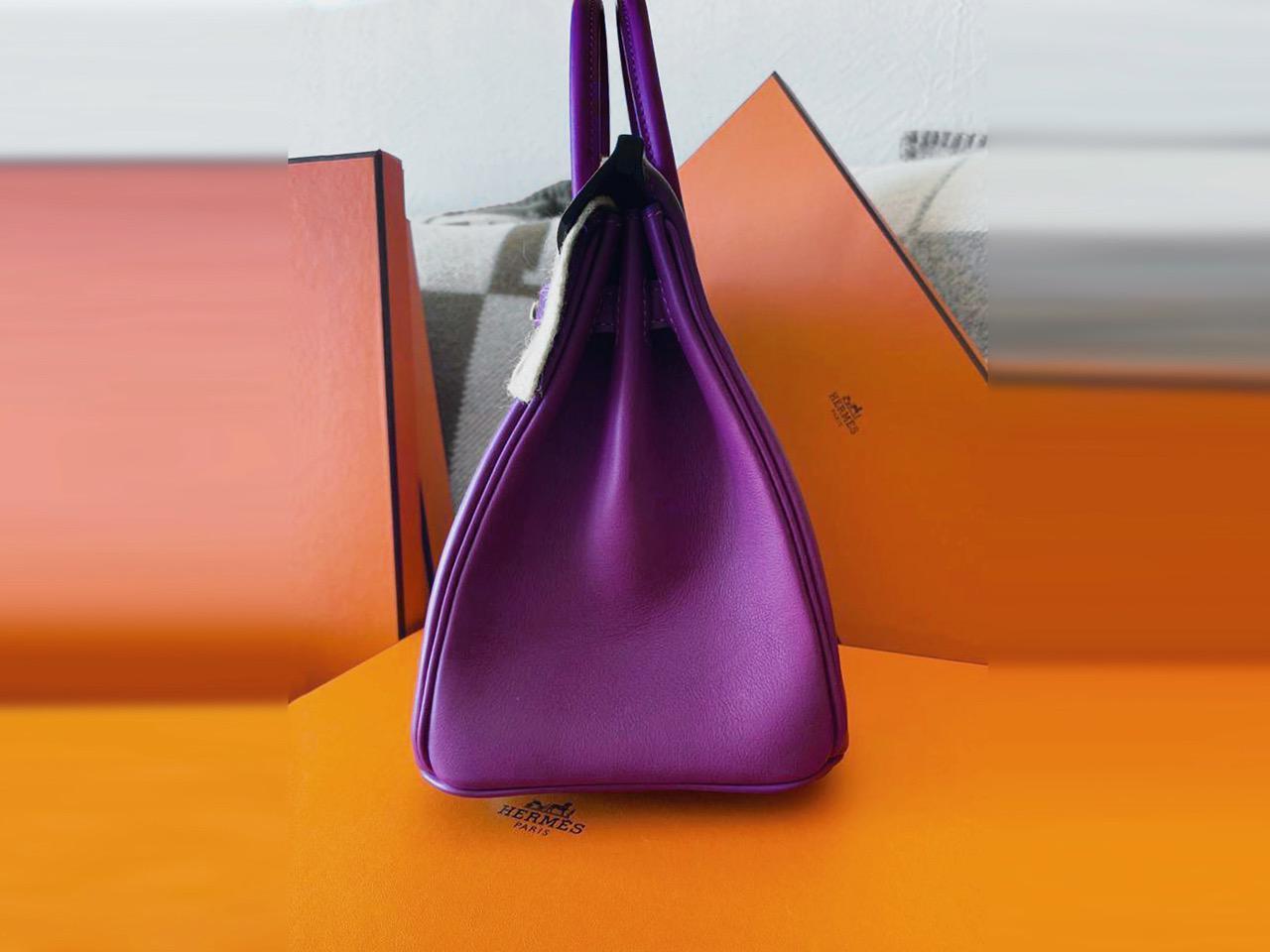 Hermès-Birkin-25-Anemone-1
