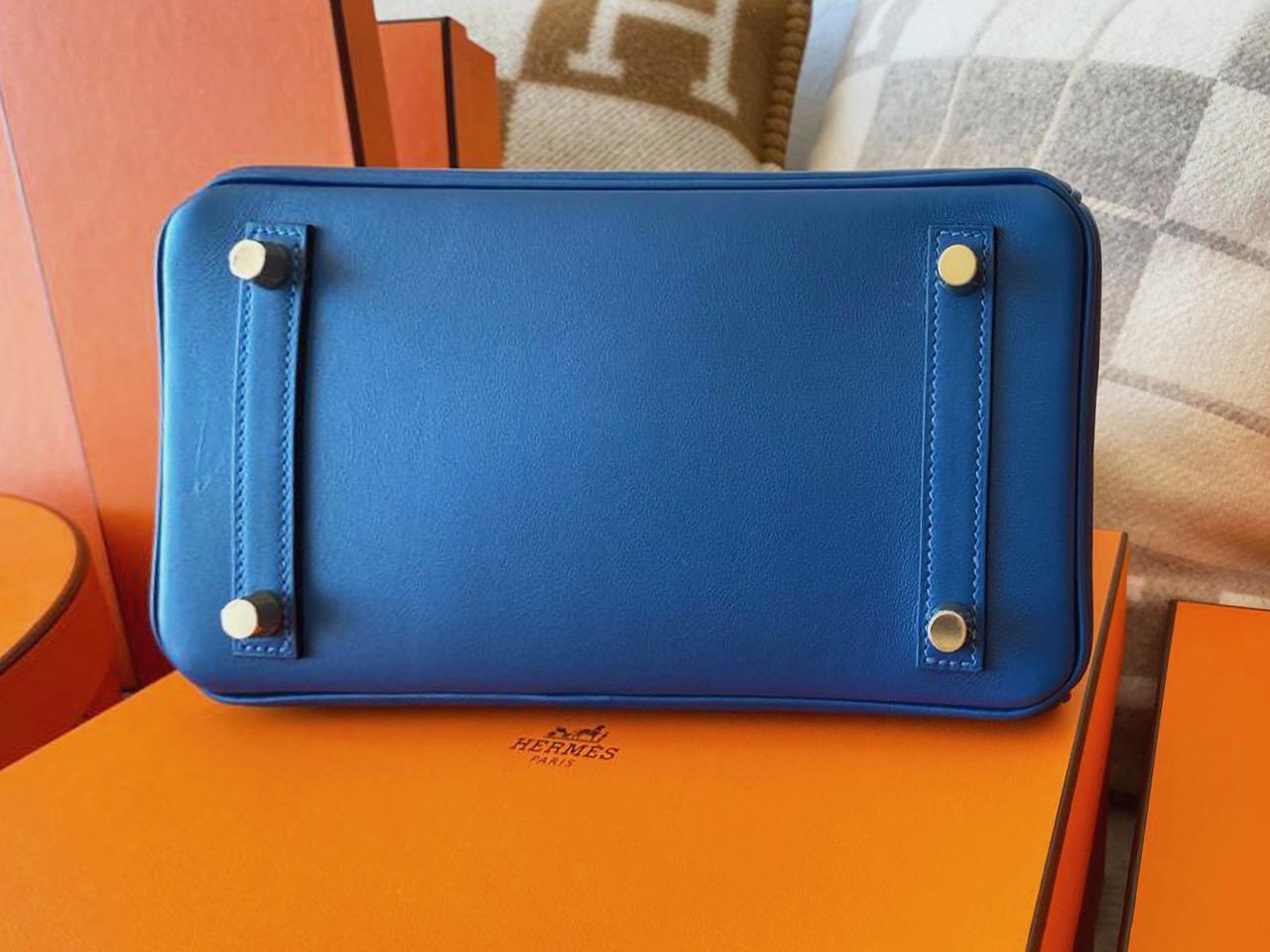 Hermès-Birkin-25-Deep-Blue-1