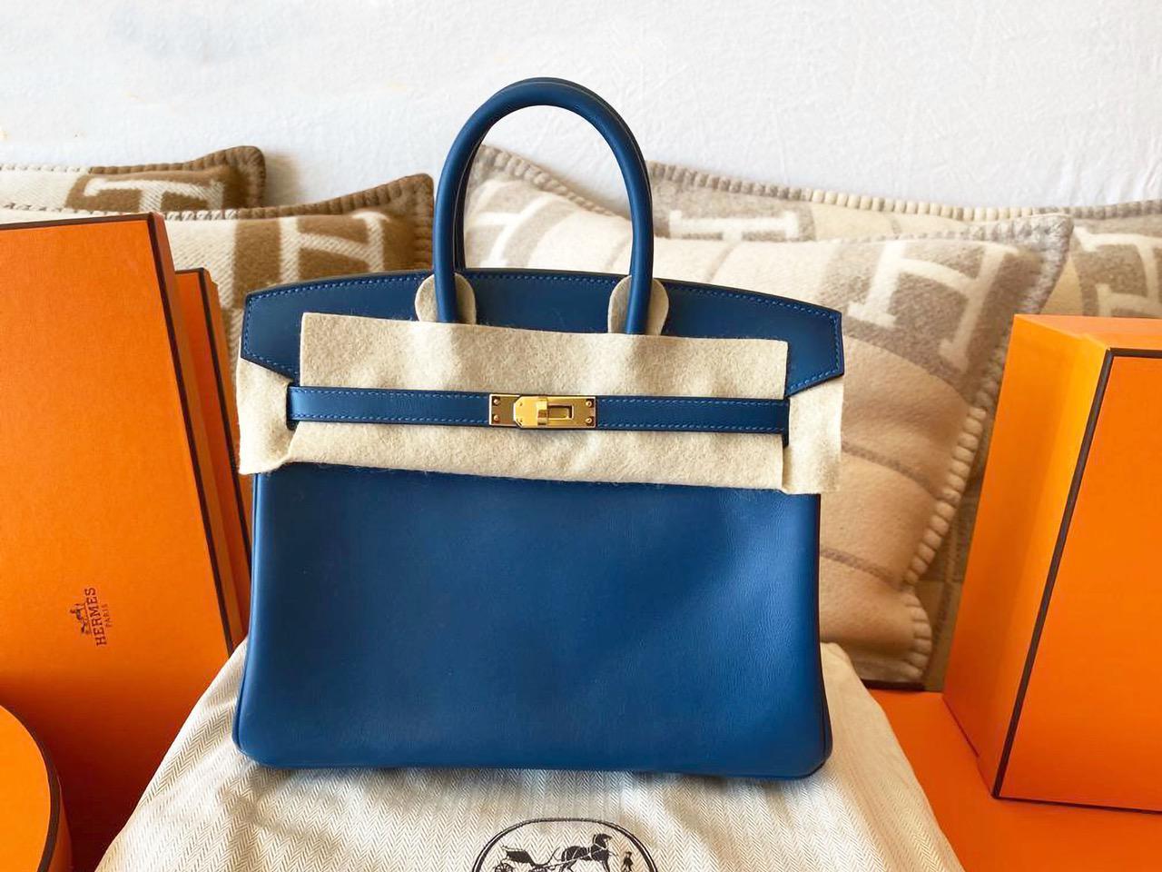 Hermès-Birkin-25-Deep-Blue-3