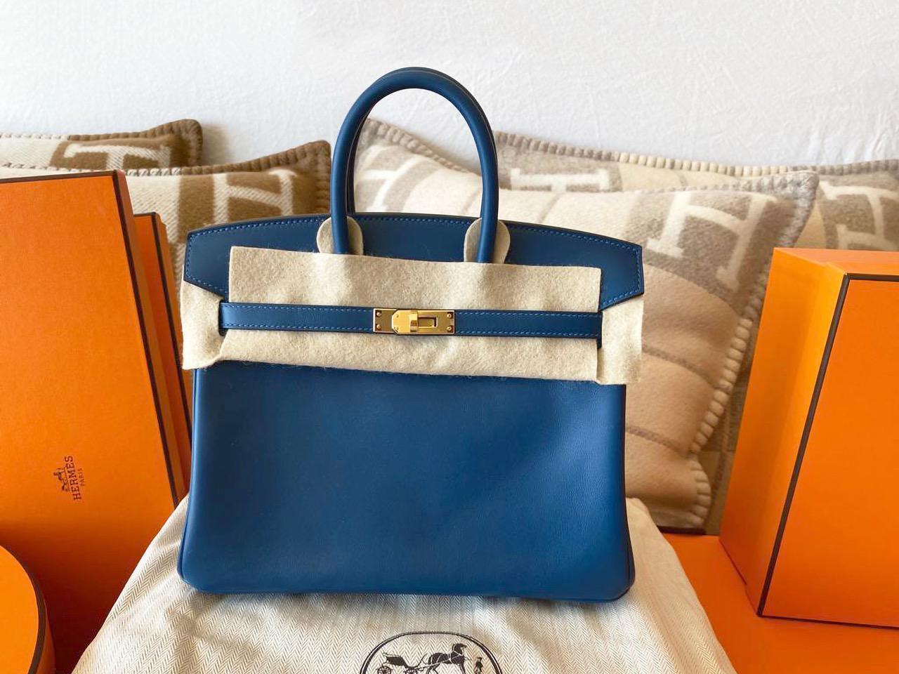 Hermès-Birkin-25-Deep-Blue-4