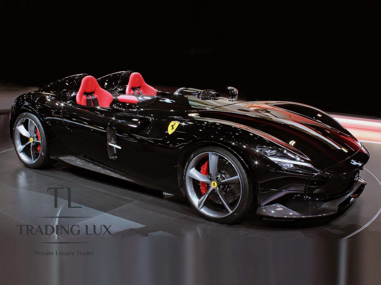 Ferrari Monza Sp2 Tradinglux