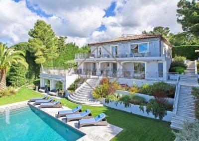 Luxury Neo Provencal Villa in Cannes