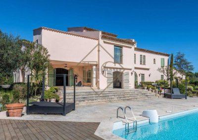 Prestigious Property in Cannes