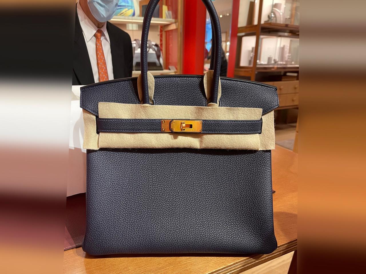 Hermès-Birkin-30-Togo-Bleu-Nuit-0