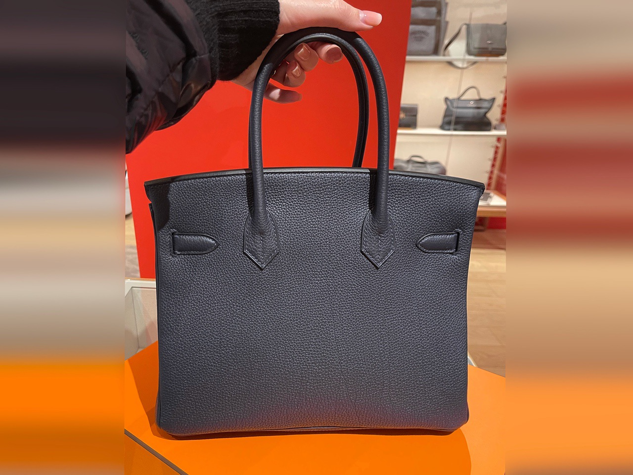 Hermès-Birkin-30-Togo-Bleu-Nuit-1