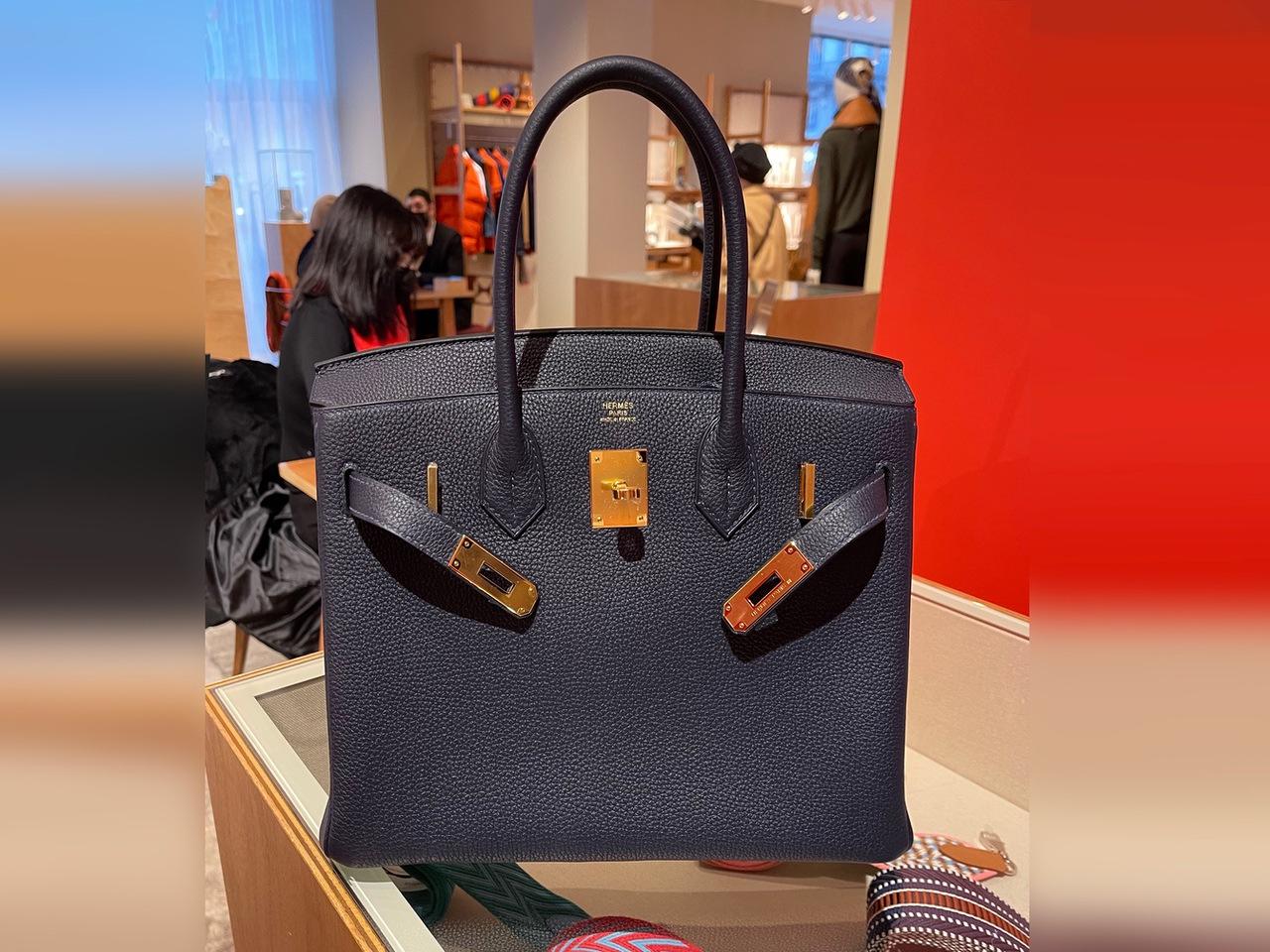 Hermès-Birkin-30-Togo-Bleu-Nuit-2